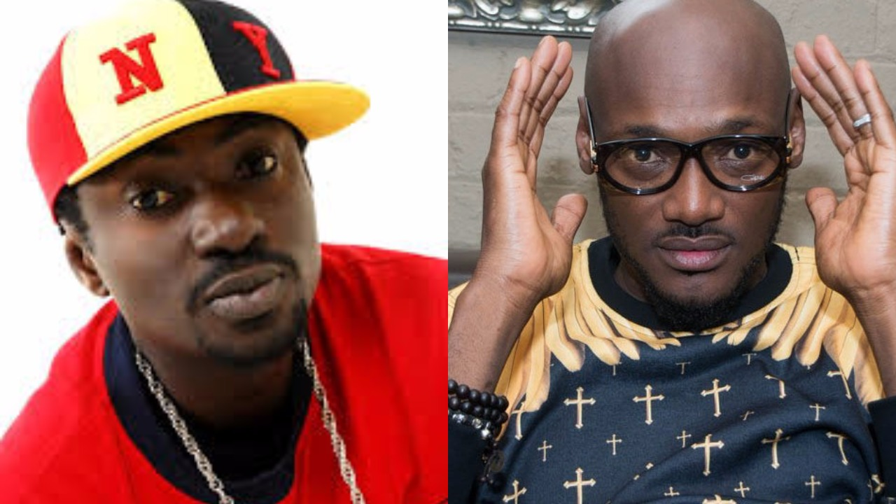 Blackface reignites feud with 2Baba in a diss track 'War'