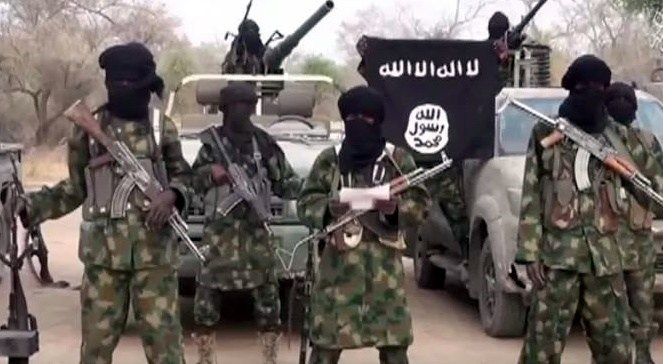 B'Haram attack new military camp ,  killed 9 soldiers