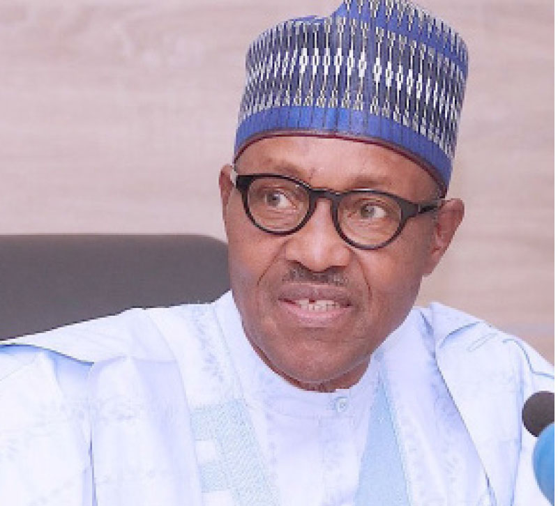 Buhari blows hot over buildings collapse