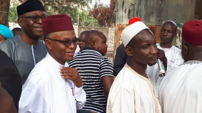 You can't bury PDP in Kogi, campaign council replies El-Rufai …. Warns him to mind his language