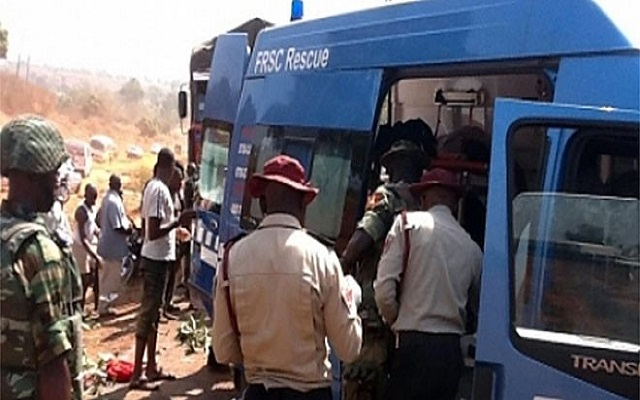 Anambra auto crash claims 2 lives, injures others