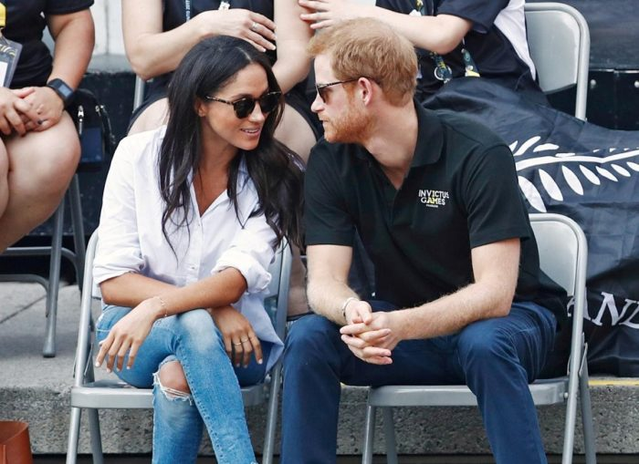 American fans eagerly expect Meghan and Harry's baby