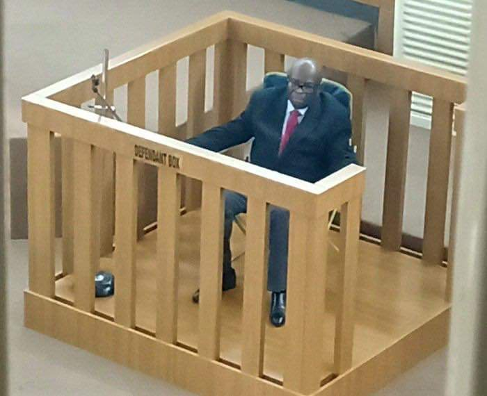 BREAKING: CCT Trial: FG opens case against Onnoghen after 72 hours bed rest