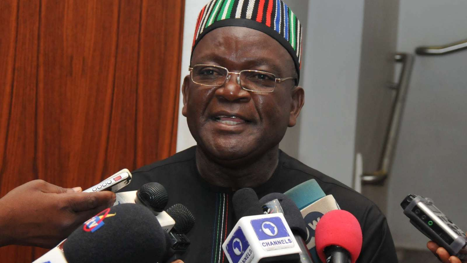 Benue rerun: Results trickle in as Ortom maintains lead