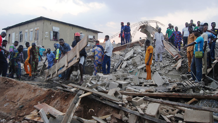 Lack of prosecution bane of building collapse in Nigeria –Awobodu