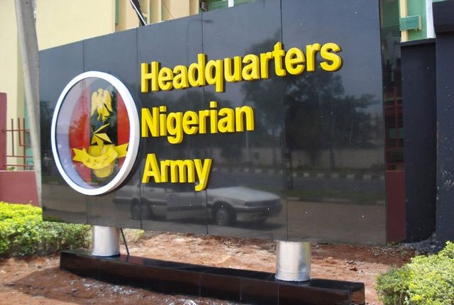 JUST IN: Army Headquarters Garrison commences annual range classification exercise