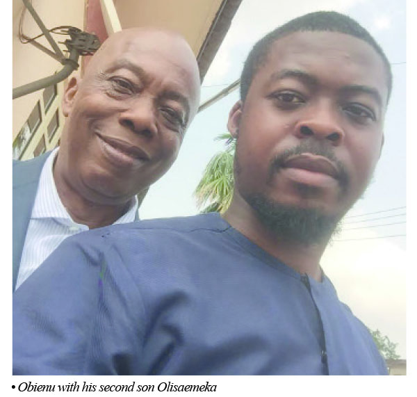 How i escaped death with my sons at the stadium – Obienu