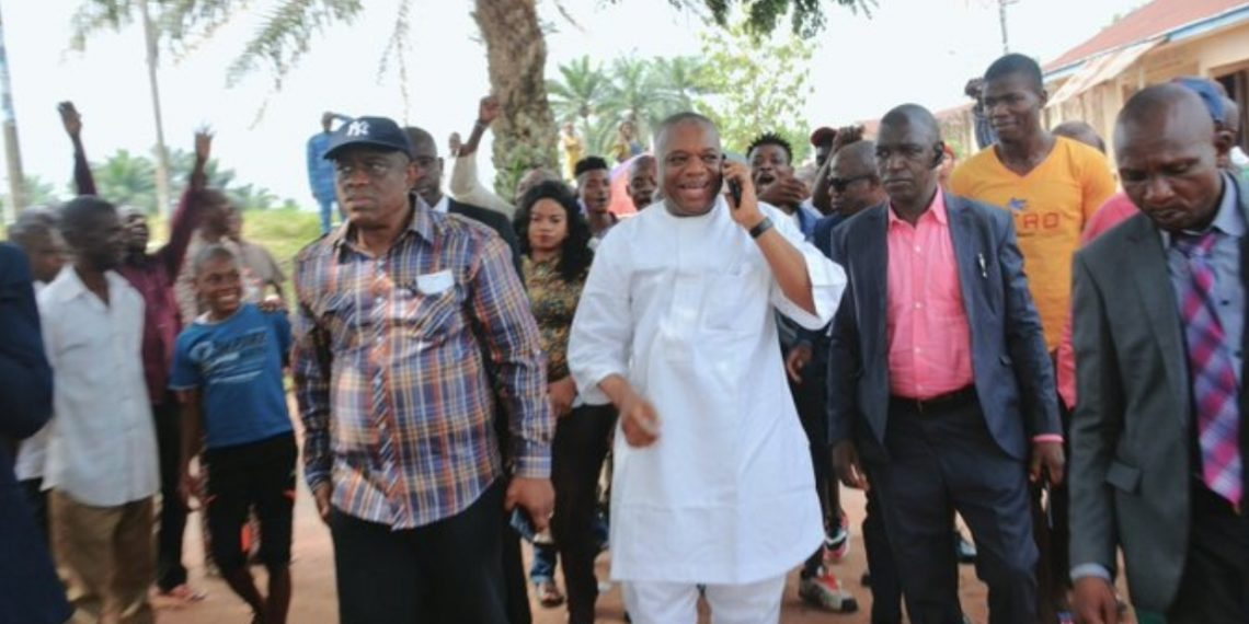 Orji Kalu rescinds decision to contest Senate Presidency position
