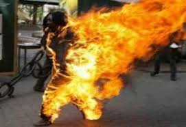 Cultists set man ablaze in Rivers