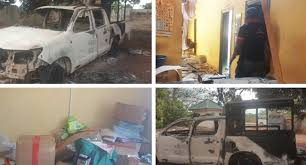 Gunmen attack police station, kill DPO, 3 others