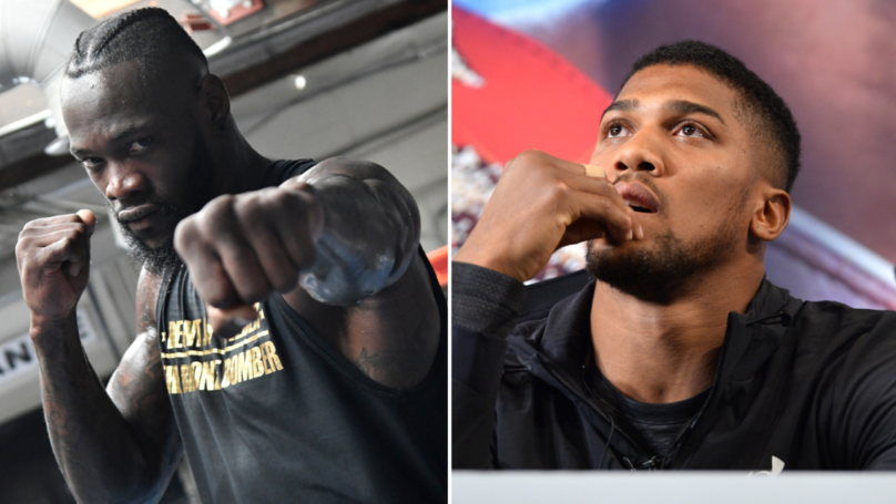 Wilder Rejects DAZN's Mega $100 Million Deal To Fight Joshua