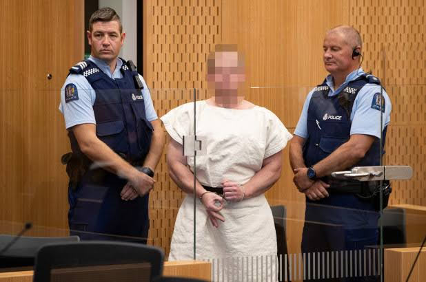Suspect in New Zealand mosque shootings charged with murder