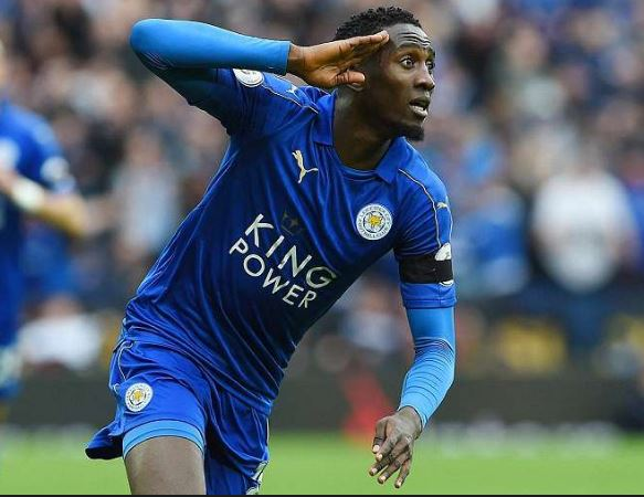 … Wins Leicester City MVP