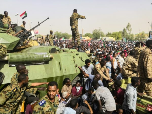 Sudan protest leaders to unveil civilian ruling body on April 21