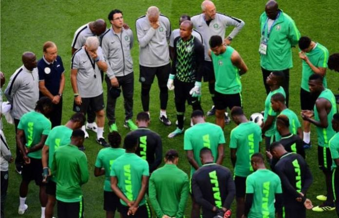 Image result for Int'l Friendly: Supper Eagles prepare to take on Zimbabwe