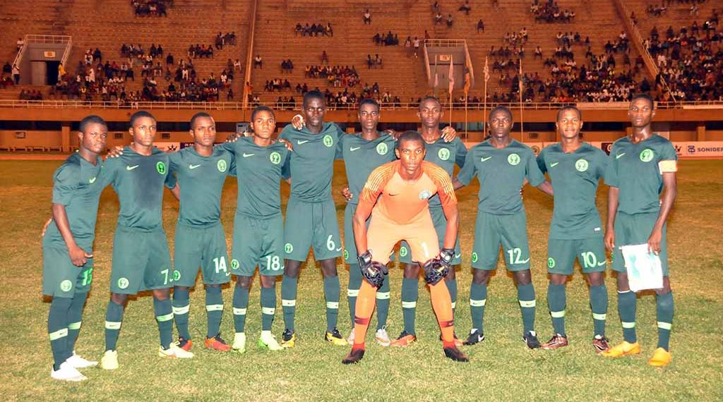 Zenith Bank charges team to grab World Cup ticket