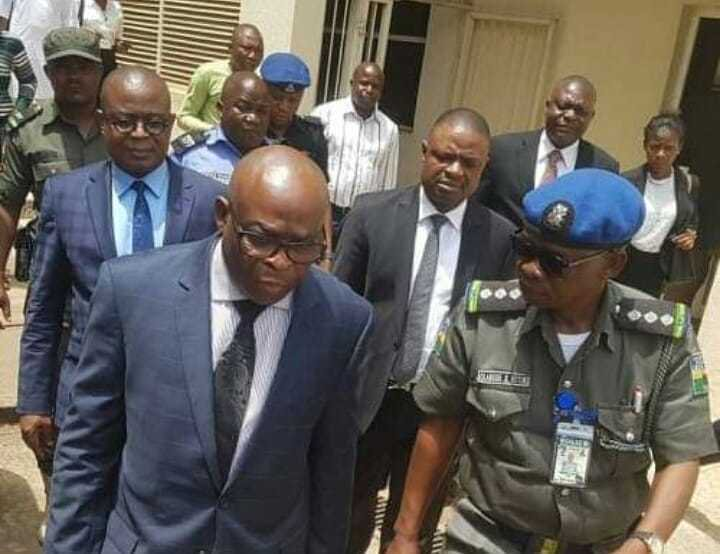 Onnoghen closes his defence after his driver's testimony