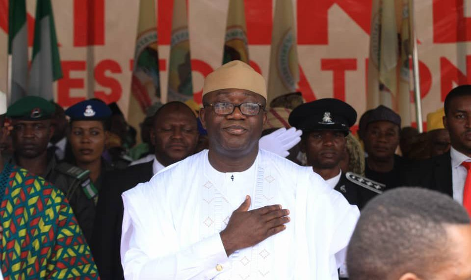 Supreme Court dismisses suit seeking Gov. Fayemi's disqualification