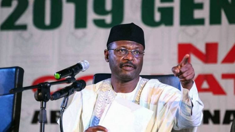 We experimented with server only in Osun, Anambra - INEC