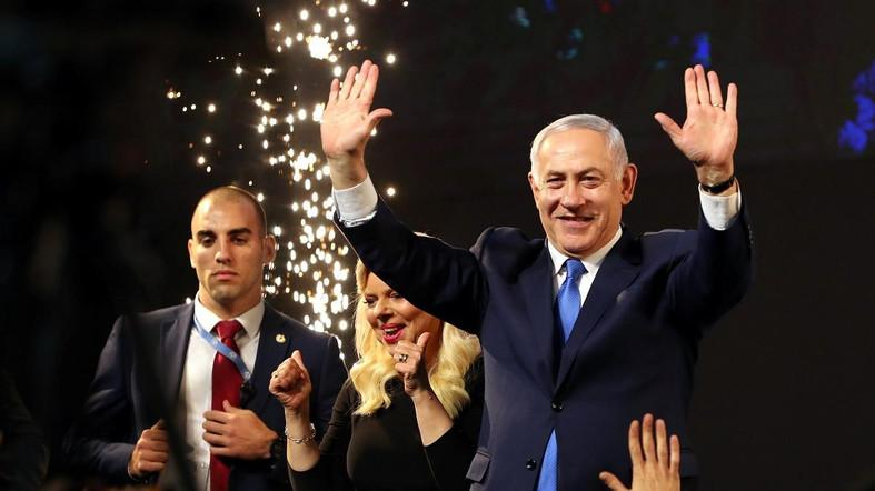 Israeli PM wins re-election with parliamentary majority