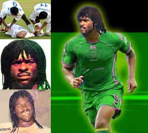 My son shouldn't be abandoned, late Okwaraji's mother cries out