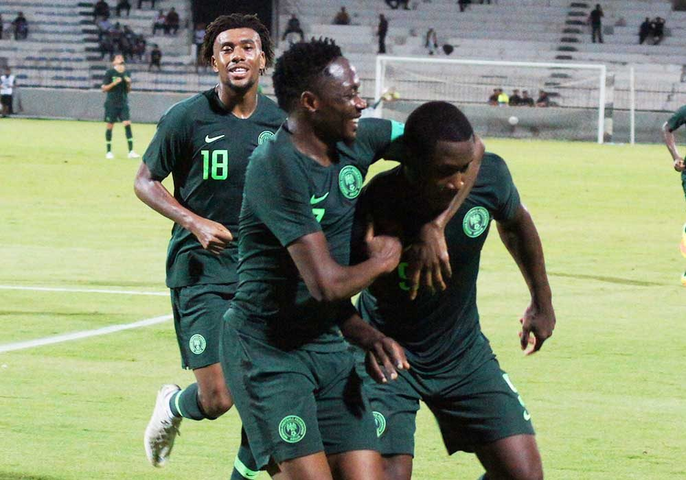 Iwobi dreams of AFCON title