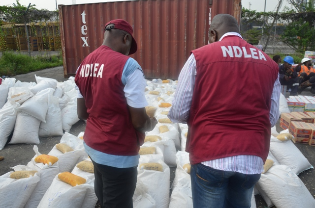 NDLEA araign man over possession of 800 grams of psychotropic drugs