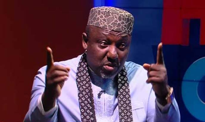 Ihedioha pulling down my projects at night - Okorocha alleges