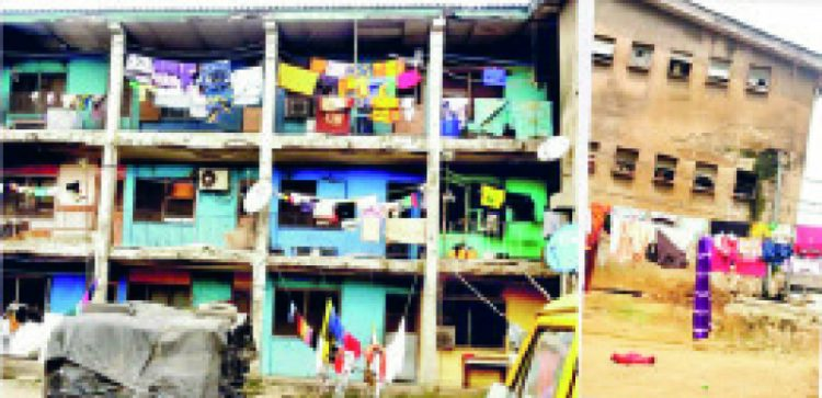 police barracks: We live in rat-holes not fit for even mad people –Policemen