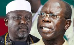 APC risks serious setback in 2023, Okorocha warns, blames Oshiomhole for party's woes