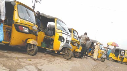 5 injured, 70 tricycles damaged as Keke operators clash in Onitsha