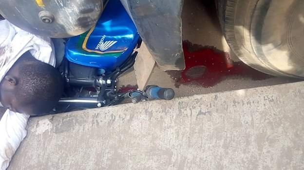 Image result for Two motorcyclists crushed to death in Ondo