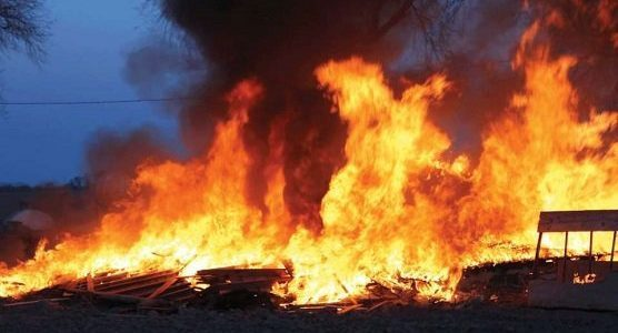 Fire raze Jigawa Accountant-General's residence caused by power surge