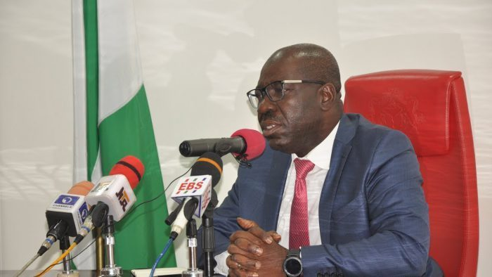 Obaseki targets opportunities in entertainment industry