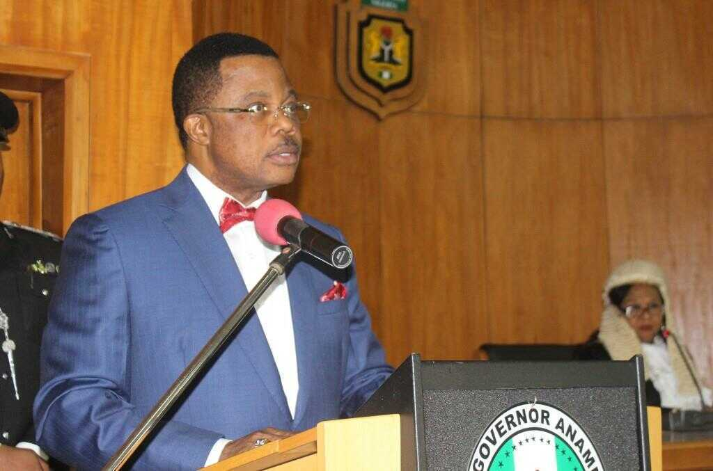 Stop drug abuse, Obiano tells security operatives