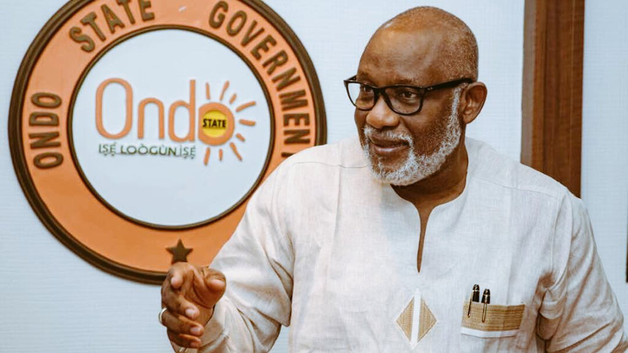 Ondo guber: Why Akeredolu deserves 2nd term –Group