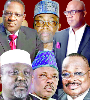 Outgoing governors laying landmines for governors-elect