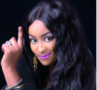 Only thing  that can  make me cry – Etinosa Idemudia