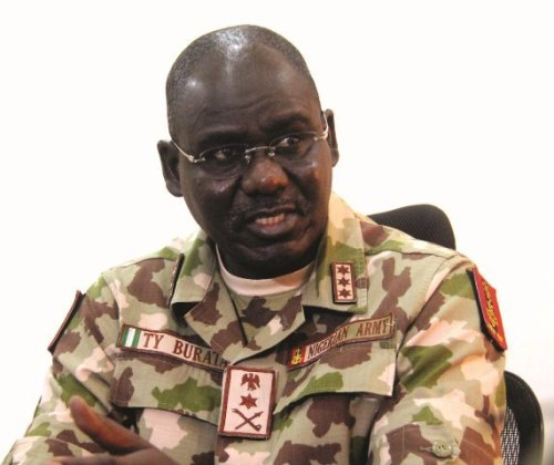 Buratai commission Army school in Imo