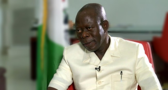 Oshiomhole didn't pay salaries, pension of workers in 18 LGs –SSG