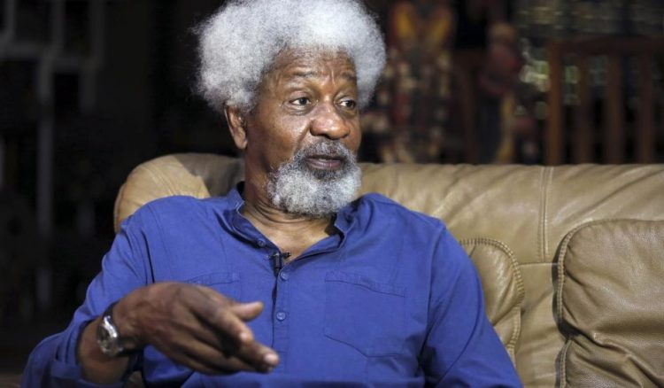 Soyinka backs ex-president on insecurity alarm