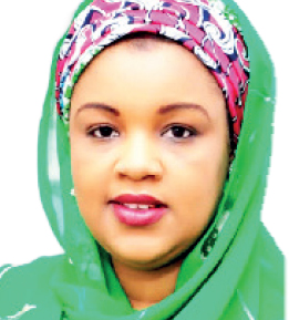 I'm disappointed security collapsed under Buhari's presidency –Umma Getso, YPP Vice presidential candidate