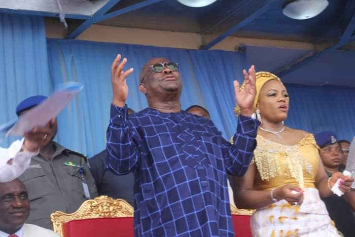 2019 polls: God rescued us from internal, external conspiracy – Wike