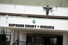 BREAKING:  Supreme Court sacks Zamfara APC declares other parties' candidates elected