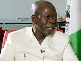 My wife died of wrong diagnosis - Oshiomhole