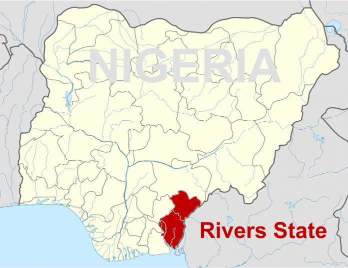 Rivers task force begins recovery of 2 government estates