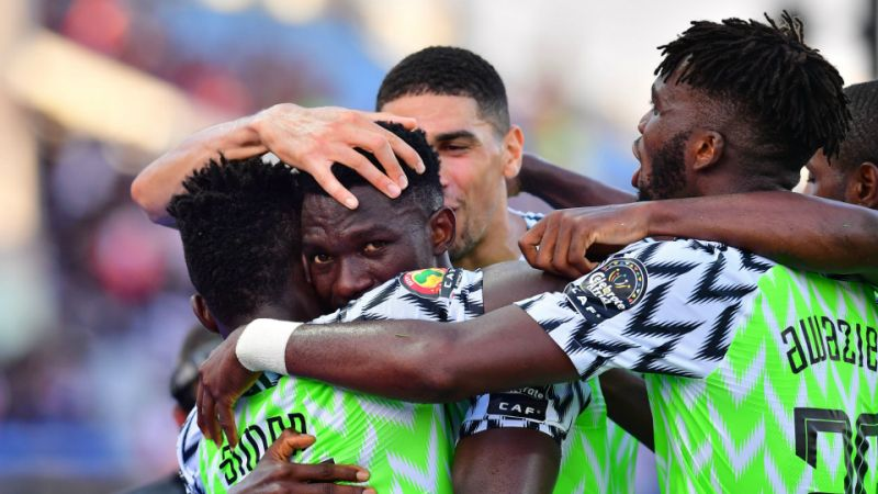 AFCON 2019:  Eagles soar into round of 16