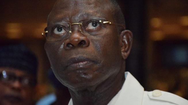 APC: Fresh plot to sack Oshiomhole