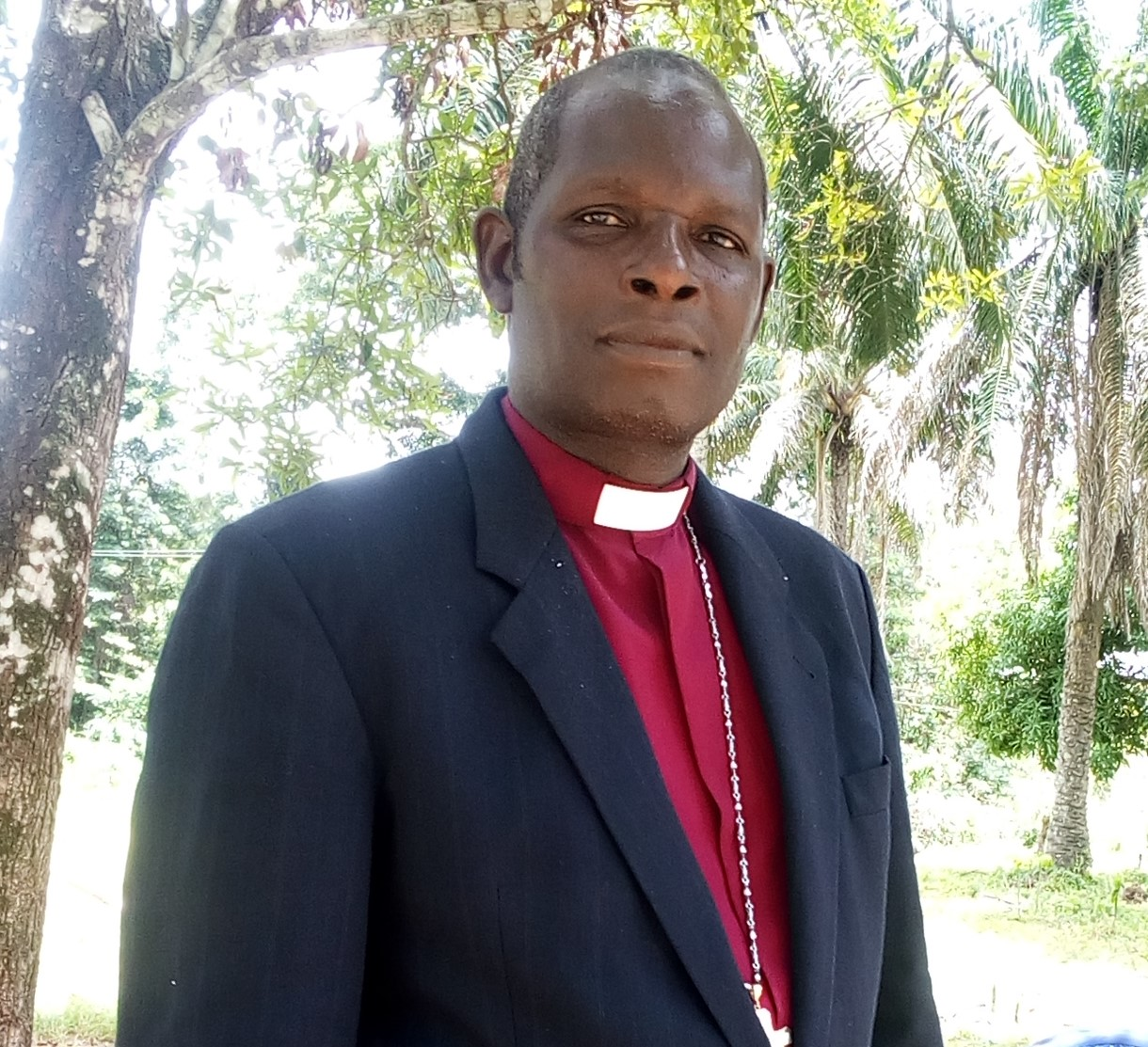 Bishop Adeoye warns Christians, steal public funds and burn in hell