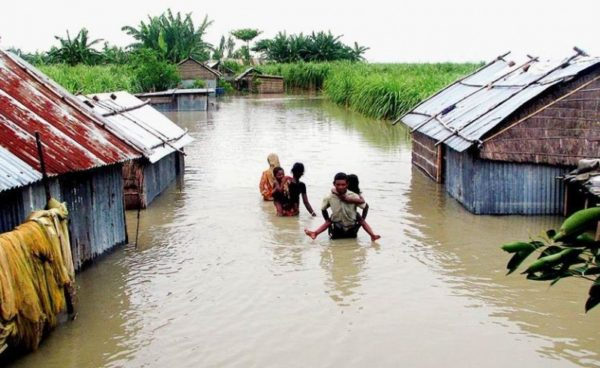 Pregnant woman, 2 children killed by Flood in Plateau